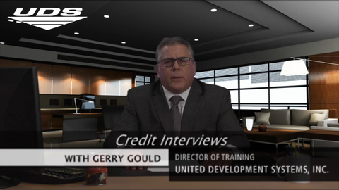 F&I Tip of the Week: The Credit Interview