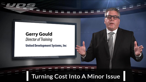 F&I Tip of the Week: Turning Cost Into a Minor Issue