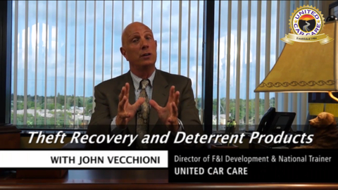 F&I Tip of the Week: Selling Theft and Vehicle-Recovery Products