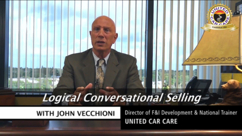 F&I Tip of the Week: Logical Conversational Selling