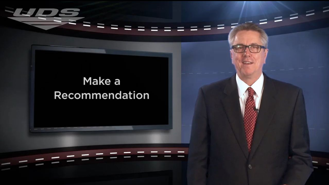 F&I Tip of the Week: Make a Recommendation