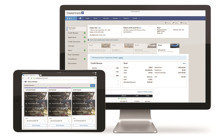 Dealertrack's new uniFI platform was designed to expedite the F&I process by facilitating tasks currently performed by multiple systems on a single interface. 