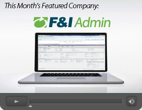 F&I Administration Solutions