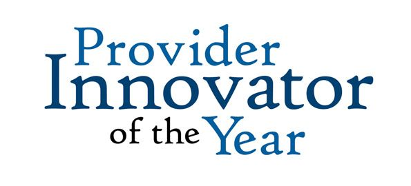 The Provider Innovator of the Year
