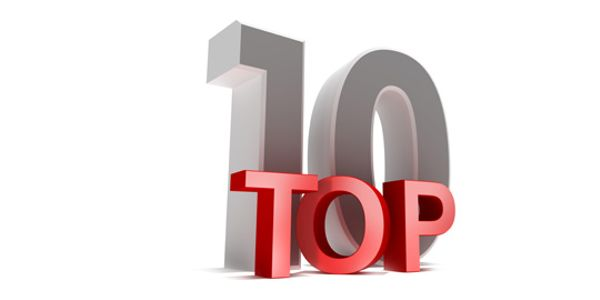 Top Ten (or Eleven) Stories of 2010!