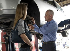 National Repair Centers Offer Competitive Alternative to Dealerships