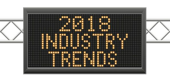 Industry Trends for 2018