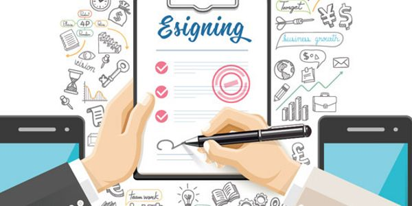 Esigning Improves the Customer Experience