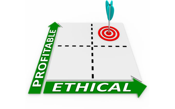 A code of ethics adopted by every dealership would go a long way toward improving the industry's image and would likely result in increased F&I production.  - Photo via iStock