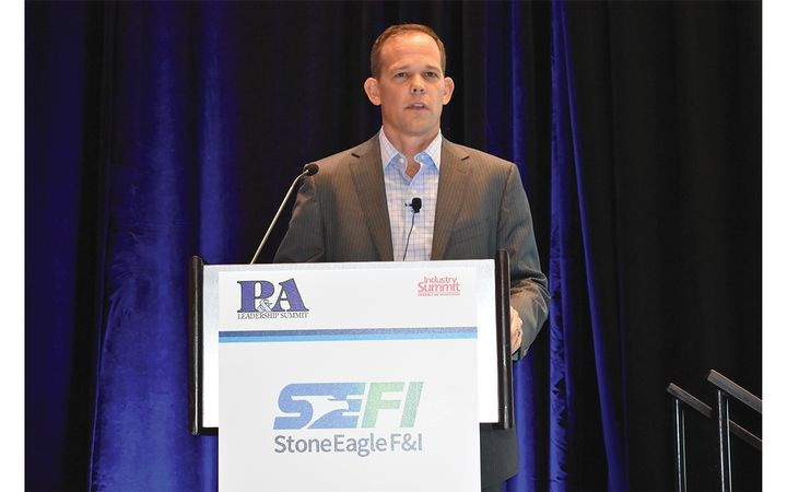Attendees got a crash course on the F&I product review and approval process from F&I Sentinel's Stephen McDaniel at the 2019 P&A Leadership Summit.  -