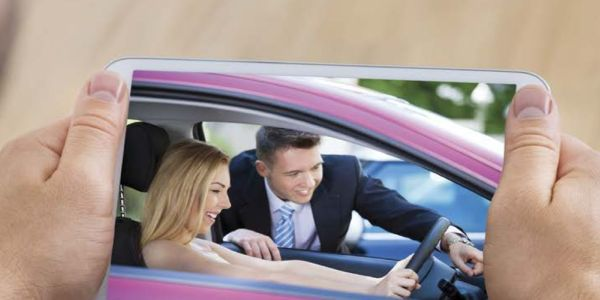 Video is a great way to reach customers to communicate how they want to receive their vehicles.