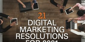 21 Digital Marketing Resolutions for 2021