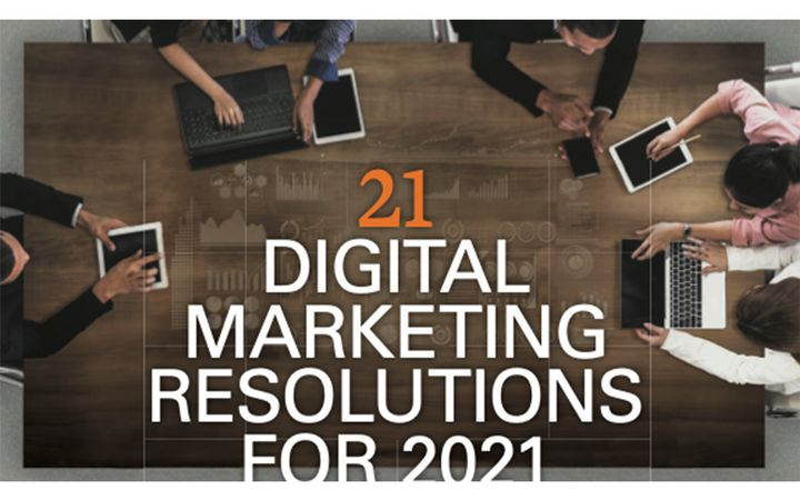 Consumers have become accustomed to the conveniences technology provides, so here are the digital marketing resolutions every dealership and dealer-partner needs to keep in mind in 2021.  - IMAGE: Blue Planet Studio via GettyImages.com