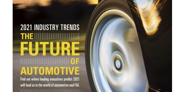 When asked to highlight what 2021 has in store for the automotive industry — and F&I...