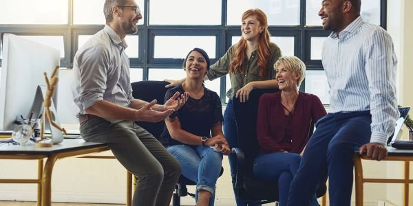 If employees are happy at work, this will translate to your customers, which ultimately leads to...