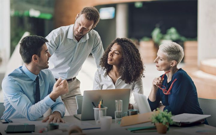 What's your team capable of? If you think about it, the most powerful resource you have to build or grow your business are the people you pay to work with you — if you would just get out of their way and let them work. - IMAGE: Getty