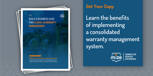 Considerations for Global Warranty Management