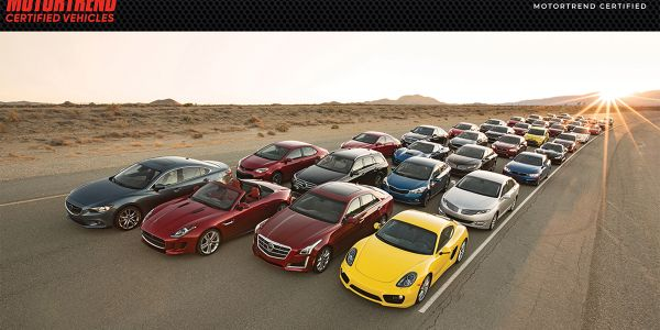 MotorTrend Certified vehicles meet the highest standards in the pre-owned market, with every...