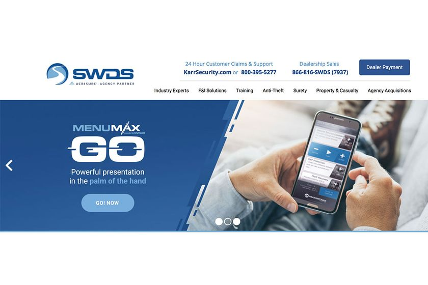 SWDS becomes a Preferred Partner for Darwin's premier F&I Presentation Software, and digital...