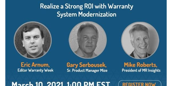 If you need the business proof showing ways to realize ROI, then join this webinar with industry...