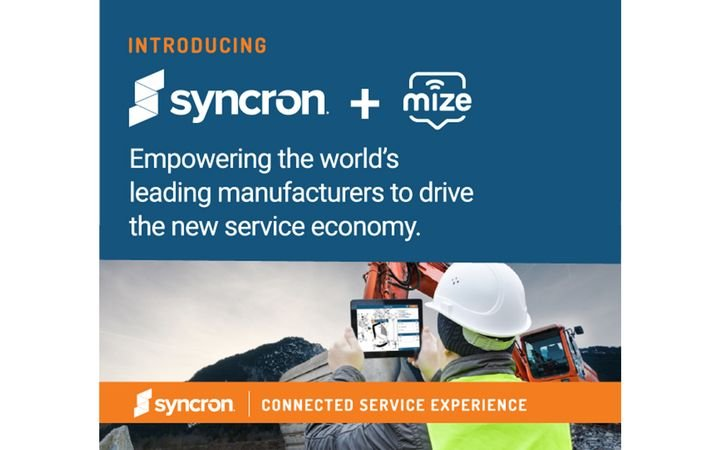 The combined company will be the world's largest privately-owned global leader offering complete Service Lifecycle Management solutions for the manufacturers, distributors, and services ecosystem. - IMAGE: Mize