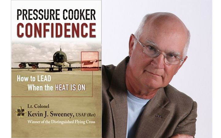 Lt. Colonel Sweeneyinspires audiences with his unique insights into leadership, teamwork, and how to position yourself to perform under pressure. -