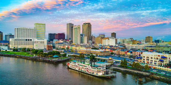 For the first time, PALS will take place in the great state of Louisiana at the New Orleans...