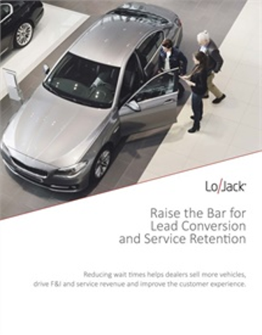 Raise the Bar for Lead Conversion and Service Retention